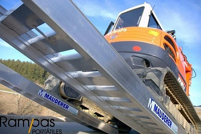 Serie RCL - Rampas Sin Bordes aluminio 5