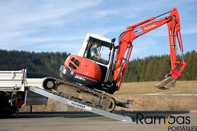 Serie RCL - Rampas Sin Bordes aluminio RCL 210.50.SB