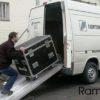 Mono Rampa RSL aluminio limpieza