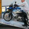 Mono Rampa RSL aluminio moto