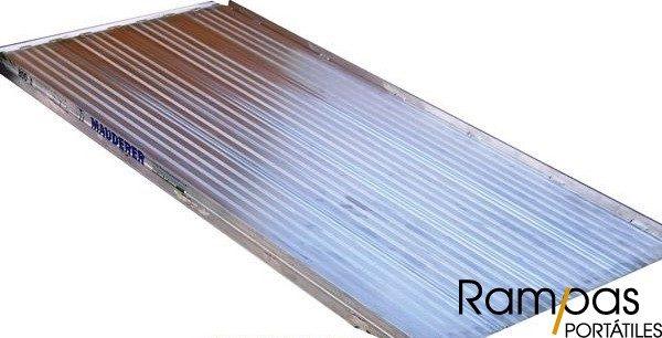 rampa rígida RSL aluminio