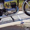 Mono rampa VR plegable AnyRamp con bordes de 0,82 metros de ancho moto