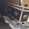 Mono rampa VR plegable AnyRamp con bordes de 0,82 metros de ancho