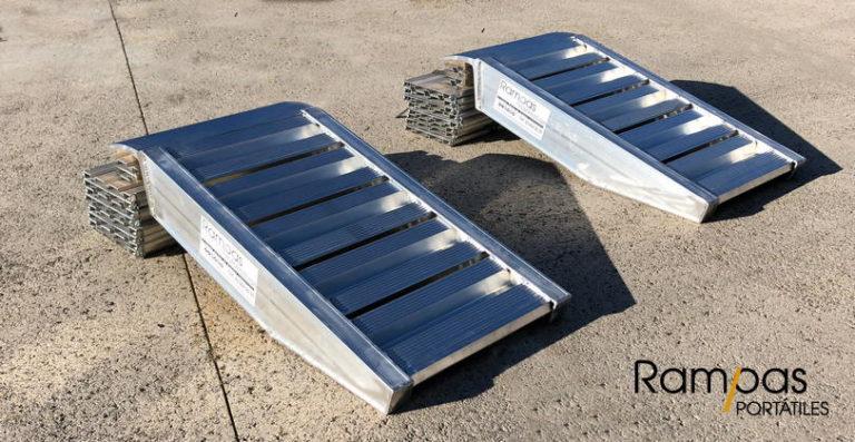 2 Rampas para contenedores multilift 2
