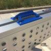 Rampas plegables de aluminio PLS sin borde